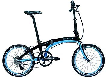 Dahon Vigor P9 Bicicleta Plegable para Adulto, Arena Azul, Talla 20: Amazon.es: Deportes y aire libre