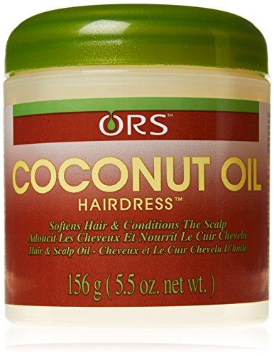 Organic Root Stimulator Coconut Oil, 5.5 Ounce