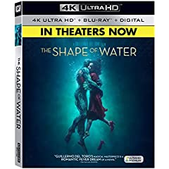 Guillermo del Toro's The Shape of Water debuts on Digital Feb. 27 and on 4K, Blu-ray, DVD March 13 from Fox