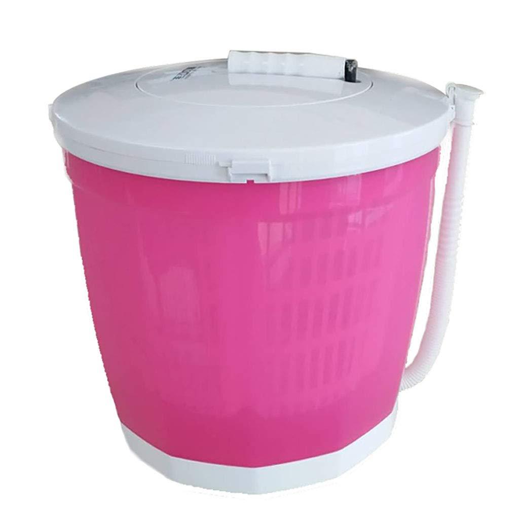 Handwaschmaschine Mini Kleine Manuelle Dehydrator Schlafsaal Feld Tragbare Single Barrel Waschmaschine Braucht Keine ElektrizitäT Um Eine Zu Eluieren LIU UK