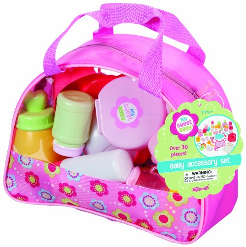 Toysmith 69928 Baby Care Set