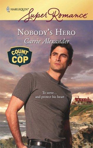 book cover of Nobody\'s Hero