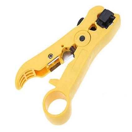 icyang Cable Stripper Cutter cortador de alambre de cable coaxial RG59 RG6 RG7 RG11 Cable Cortador