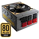 Enermax MAX REVO EMR1350EWT 1350W ATX12V / EPS12V 80 PLUS GOLD Certified Modular Power Supply, SLI / CrossFire Ready (EnermaxEMR1350EWT )