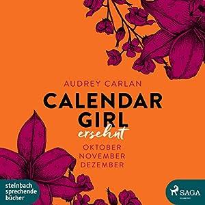 Ersehnt (Calendar Girl 10-12) Hörbuch