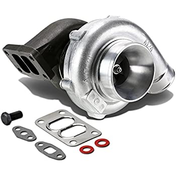 DNA Motoring TBC-T70 Turbocharger with Wastegate Turbine
