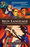 img - for Sign Language: A Look at the Historic and Prophetic Landscape of America book / textbook / text book