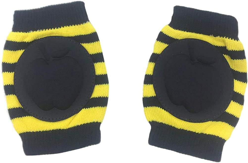 WAYERMART Baby Safety Crawling Protective Infants Toddlers Baby Knee Pads Protector