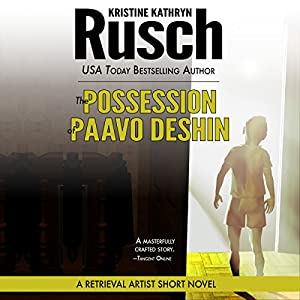 The Possession of Paavo Deshin Audiobook