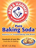 Arm & Hammer Baking Soda, 16 oz (2 Pack)