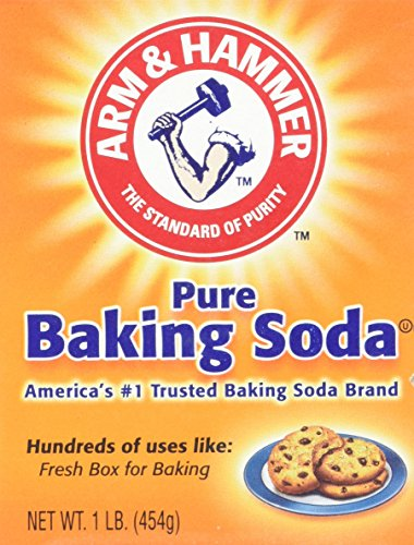 Arm & Hammer Baking Soda, 16 oz (2 Pack) (Arm & Hammer Baking Soda)