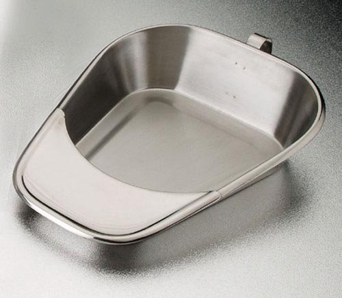 Zulco International (n) Fracture Bed Pan St/S