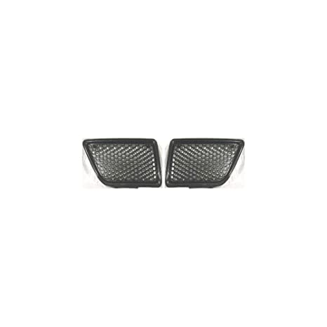 Amazon Grille For Pontiac Grand Am 92 95 Black Right And Left Side Automotive