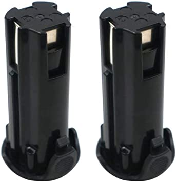 HIT 3.6V Battery 2.5AH(2PCS) Replacement Compatible with HIT:EBM315 EMB315  326299 326263 TL363B.15Q(Two products in the package) - - Amazon.com