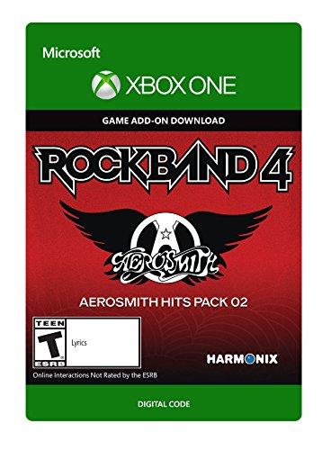 Rock Band 4: Aerosmith Hits Pack 02 - Xbox One Digital ()
