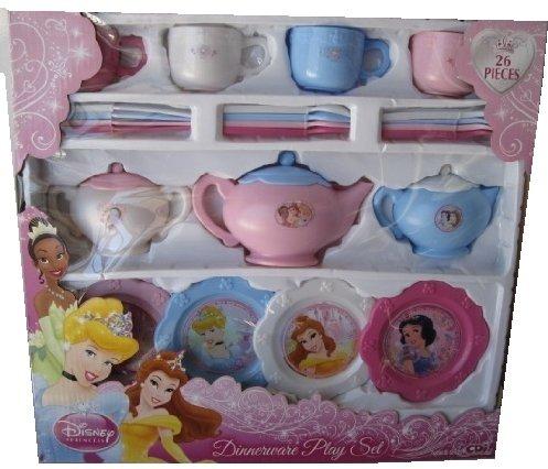 Amazon.com DISNEY PRINCESS ~ Tea Party ~ Tea Set Black Cherry Tea \u0026 Cookies Toys \u0026 Games  sc 1 st  Amazon.com & Amazon.com: DISNEY PRINCESS ~ Tea Party ~ Tea Set Black Cherry Tea ...