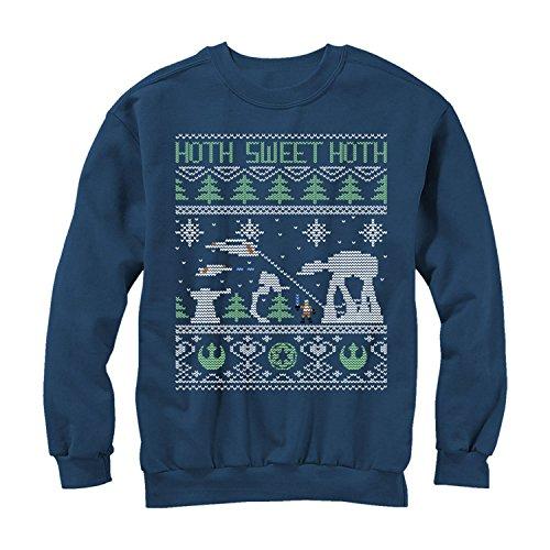 Hoth Sweet Hoth Ugly Christmas Sweatshirt