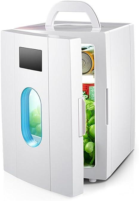 Jia He Refrigerador del Coche Refrigerador del refrigerador del Coche 10L Refrigerador portátil de la Caja en Miniatura refrigeradores del hogar Mini Caja de enfriamiento del refrigerador ##: Amazon.es: Deportes y aire
