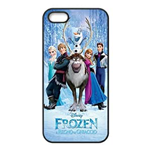 HDSAO Frozen Cell Phone Case for Iphone 5s