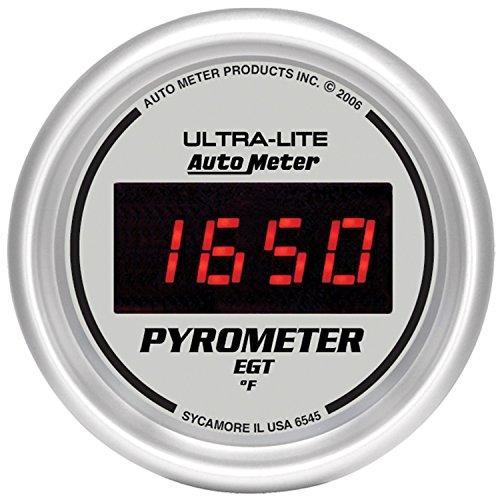 "Auto Meter 6545 Ultra-Lite Digital 2-1/16"" 0-2000 F Digit..."