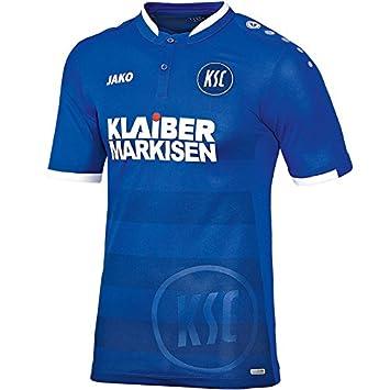 Jako &apos Camiseta De Fútbol Karlsruher SC Home Camiseta Temporada 2016/2017, Unisex,