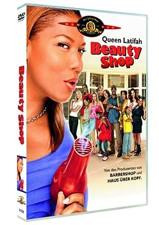 Beauty Shop Amazonde Queen Latifah Little JJ Djimon Hounsou