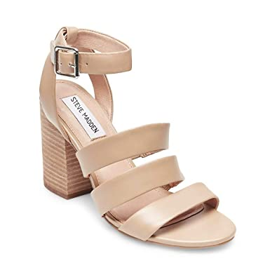 6f31a77b271 Steve Madden Women s Vision Natural Leather 9 ...