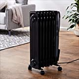 AmazonBasics Indoor Portable Radiator Heater