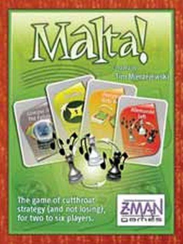 Z Man Games Malta - Malta Of Men