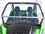 Arctic Cat Wildcat (Trail/Sport only) Full-Tilt Windshield-Best of both worlds. Half when you want and full when you need. Made in America