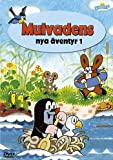 Little Mole's New Adventures 1 (2 episodes) ( Krtek a hodiny / Krtek a orel ) ( Mole and Alarm Clock / The Mole and the Eagle ) [ NON-USA FORMAT, PAL, Reg.0 Import - Finland ]