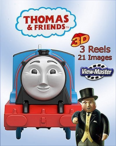 Thomas the Tank Engine Best of Best C7161 View Master