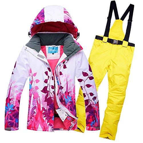 Les Imperméable Coupe Yellow D'hiver De Leit Et À Chaleur Femmes La l vent Ski Yff A nbsp;les Hommes zqIRP