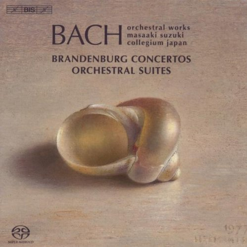 Brandenburg Concertos Violin - 5