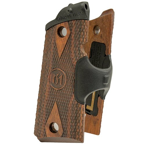 Crimson Trace Master Series Red Laser Sight for 1911 Compact Size Pistols, Cocobolo Diamond Finish LG-921 Master Series Red Laser Sight for 1911 Compact Size Pistols, Cocobolo Diamond Finish