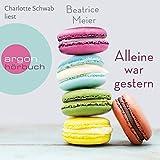 img - for Alleine war gestern book / textbook / text book