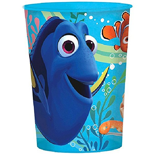 16oz Disney Pixar Finding Dory Birthday Party Plastic Loot Treat Favor Keepsake cups (8)