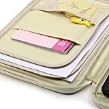 BTSKY New Multi-Functional A4 Document Bags