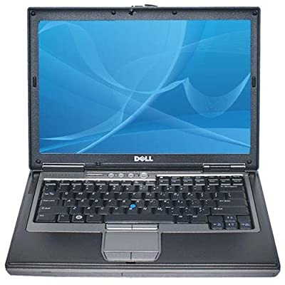 Dell Latitude D620 14.1 Inch Business High Performance Laptop (Intel Core 2 Duo Dual Core 1.66GHz, 2GB RAM, 120GB Solid State Drive, DVD, WiFi, Windows 10 32-Bit) (Certified Refurbished)