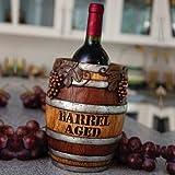 Wine Barrel Bottle Holder Review