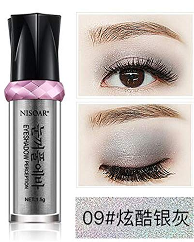 16 Colors Eye Shadow Balls Shimmer Gold Eyeshadow Pen Women Gilrs Long Lasting Mineral Shadow Makeup Eye Shadow Sombra Gifts 9