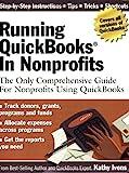 Running QuickBooks in Nonprofits, Kathy Ivens, 0972066985