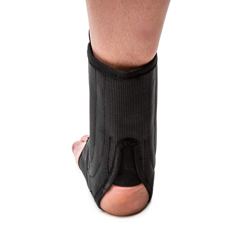 McDavid Lightweight Ankle Brace (Black, X-Small) by McDavid (Image #2)