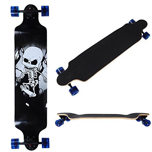 Canadian Professional Longboard Complete Skateboard