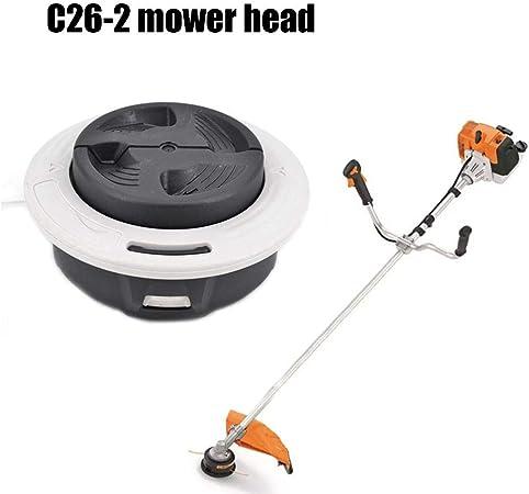 Amazon.com: Hiplle - Cabezal recortador para cortacésped ...