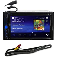 Pioneer AVH-200EX 6.2 In-Dash DVD Bluetooth Receiver iPhone/Android/USB+Camera