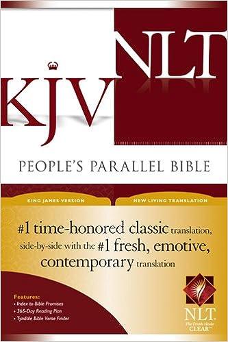 People's Parallel Bible KJV/NLT: Tyndale: 0031809107157