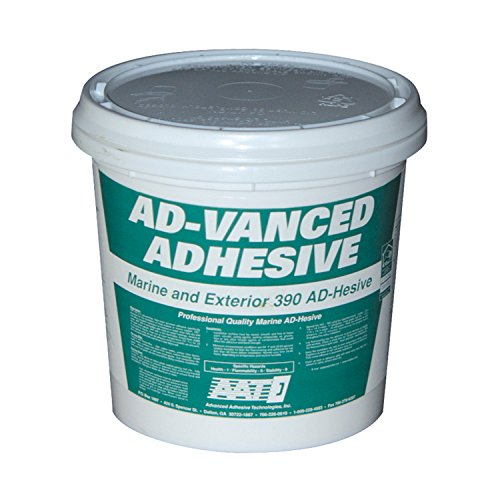 Advanced Adhesive Technologies (AAT-390 G) Carpet Adhesive, 1 Gallon (Marine Boat Carpet Adhesive)
