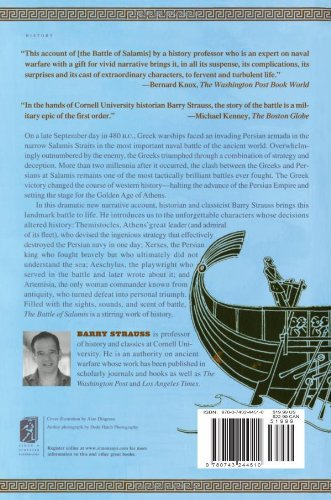 Battle of Salamis: The Naval Encounter That Saved Greece -- And Western Civilization: Amazon.es: Barry Strauss: Libros en idiomas extranjeros