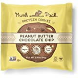 MUNK PACK Cookie Protein Peanut Butter Chocolate, 2.96 oz